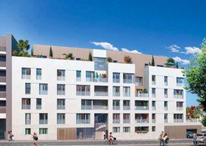 Programme immobilier neuf Lyon Bron
