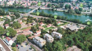 Plein Saône - Foncière Salignac - environnement