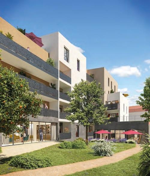 Programme immobilier neuf Acheter un appartement neuf à Villefranche sur Saône