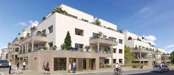 Achat appartement neuf Caluire. Les programmes neufs