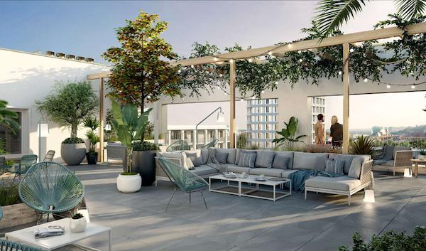 Projet d'achat d'un appartement à Lyon, découvrez le programme immobilier neuf lyon confluence ALBIZZIA