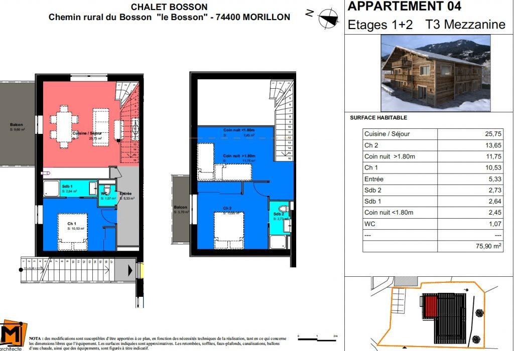 Programme immobilier neuf Acheter un appartement neuf à la montagne au Grand Massif