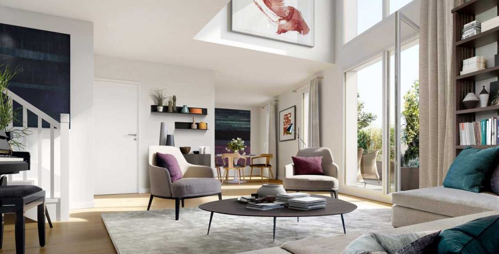 Programme immobilier neuf Acheter un appartement neuf à Villeurbanne, résidence GREEN REPUBLIQUE