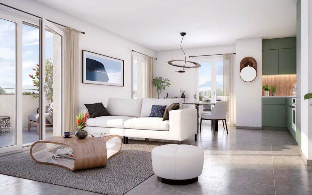 Achat appartement Villeurbanne en programme neuf - Les Faubourgs