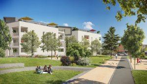 immobilier saint genis les ollieres - programme neuf les Hauts de l'Ouest
